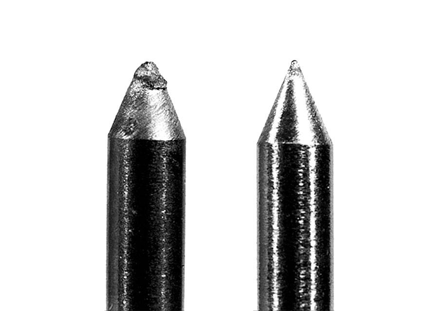 MultiStrikes Tungsten Electrodes