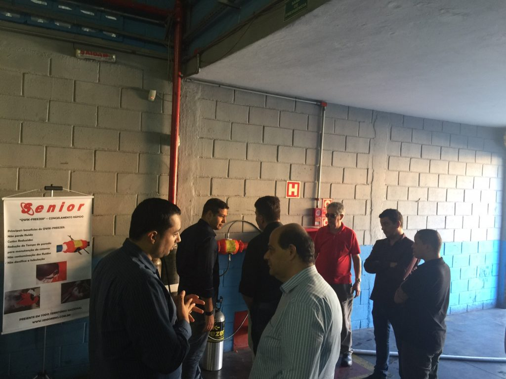 pipe freeze training qwik-freezer-brazil-7