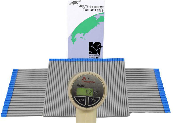 techwel radiation monitor