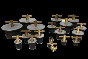 turn tite expansion pipe plug